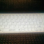 Astrum Touchpad Mini Bluetooth Multimedia Keyboard Review