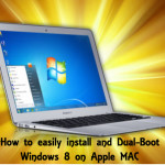 How to easily install and Dual-Boot Windows 8 on Apple MAC
