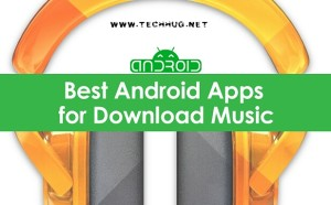 best 5 android apps to plah music on android