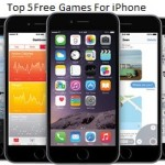 Top 5 Free iPhone Games In 2015