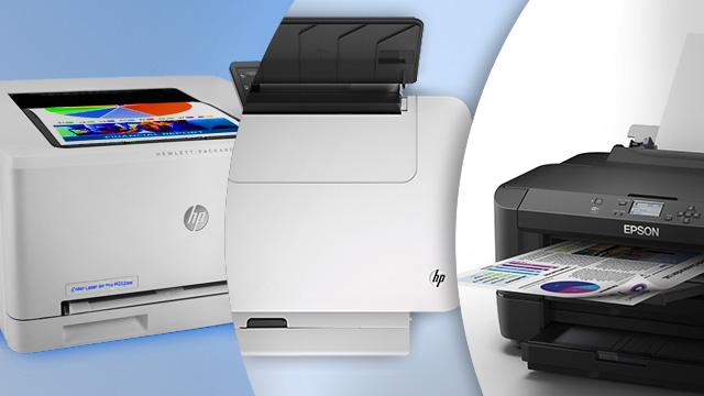 Top 5 laser colour printers